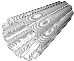 metal screen pipes